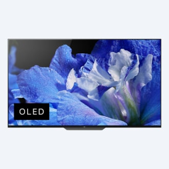 Image de A8F | OLED | 4K ultra-HD | HDR | Téléviseur intelligent (Android TV)