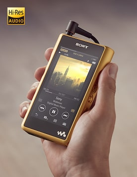 Hi-Res Audio Walkman