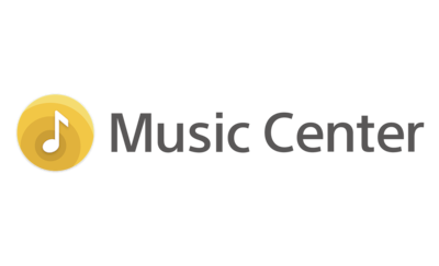 Logo Sony Music Center