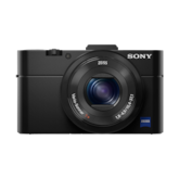 "Picture of RX100 II Advanced Camera with 1.0"" type sensor"