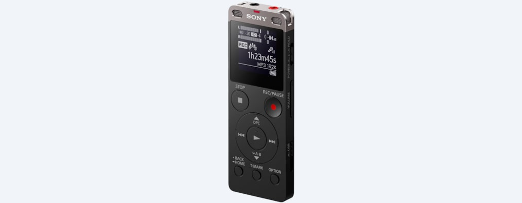 Images of UX560 Digital Voice Recorder UX Series