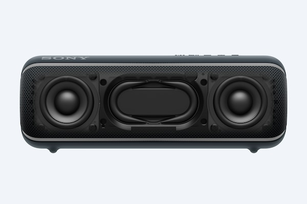 Dual 48 mm speaker unit