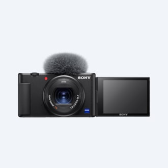 Picture of Sony digital camera ZV-1