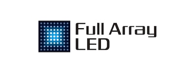Full Array LED logo