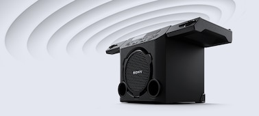 Picture of PG10 Portable wireless speaker