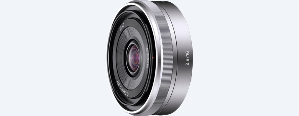 Images of E 16mm F2.8