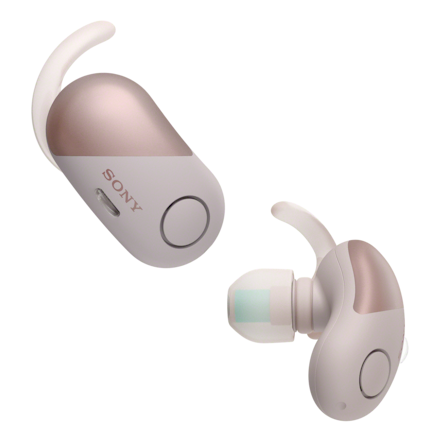 Picture of Wireless noise canceling headphones for sports