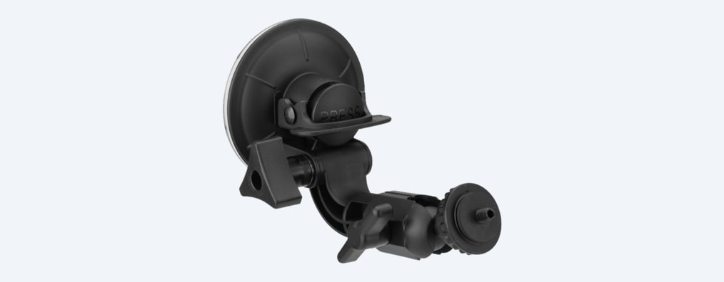 Images of Suction Cup Mount for Action Cam