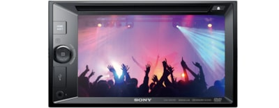 Images of 15.7 cm (6.2 in) LCD DVD Receiver