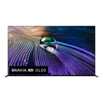 Picture of A90J | BRAVIA XR | MASTER Series | OLED | 4K Ultra HD | High Dynamic Range (HDR) | Smart TV (Google TV)