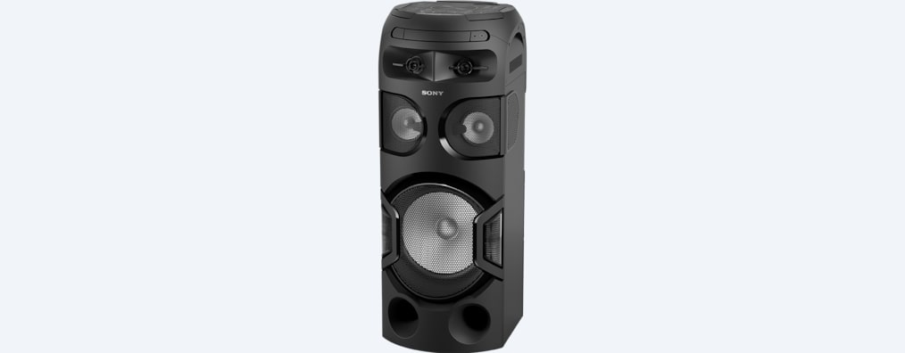 Images of V71 High-Power Audio System with BLUETOOTH® Technology