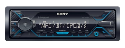 digital car radio with bluetooth and cd player dsx a415bt sony ca