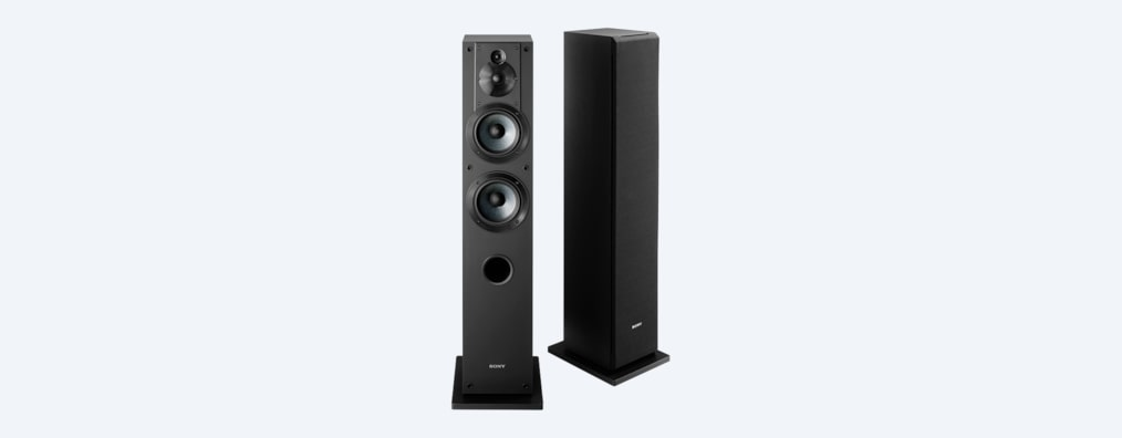 Images of Stereo Floor-Standing Speaker (Single)