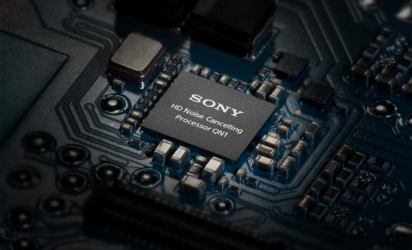 Sony HD Noise Cancelling Processor QN1
