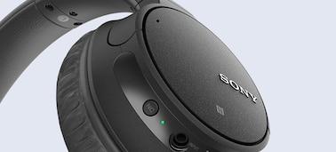 Image de Casque sans fil avec fonction à réduction de bruit WH-CH700N
