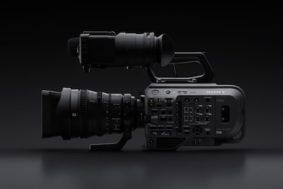 Image of Professional camcorders