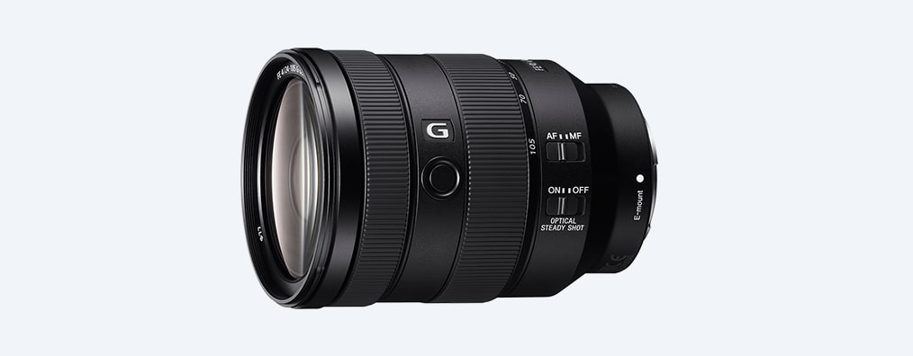 Images of FE 24–105mm F4 G OSS Lens