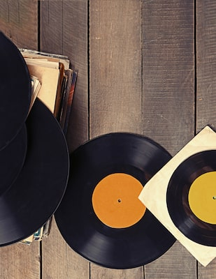 best vinyl records