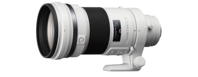 Images de 300 mm F2.8 G SSM II